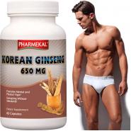 Ginseng Corean 650 mg – 60 buc