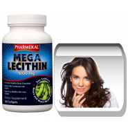 Mega Lecitin 1200 mg – 100 buc