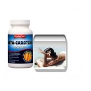 Beta Carotene(Vitamina A) 25.000 IU - 100 buc