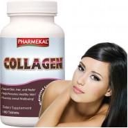 Colagen 1000mg + Vitamina C si L-ornitina – 180 caps