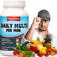 Daily Multi for Men - Multivitamine pentru barbati - 100 tablete