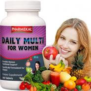 Daily Multi for Women - Multivitamine pentru femei - 100 tablete