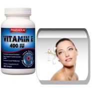 Vitamina E 400 UI – 100 buc